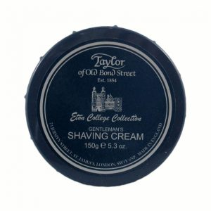 Eton College Shaving cream in bowl -0