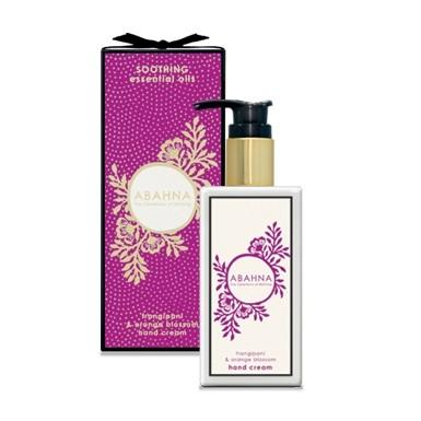 Frangipani & Orange Blossom Hand Cream 250 ml-0