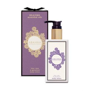 Lilac Rose & Geranium Body Lotion 250 ml-0