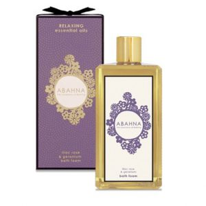 Lilac Rose & Geranium Bath Foam 500ml-0