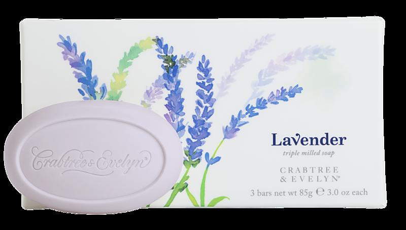 Lavender Box 3 Soaps-0