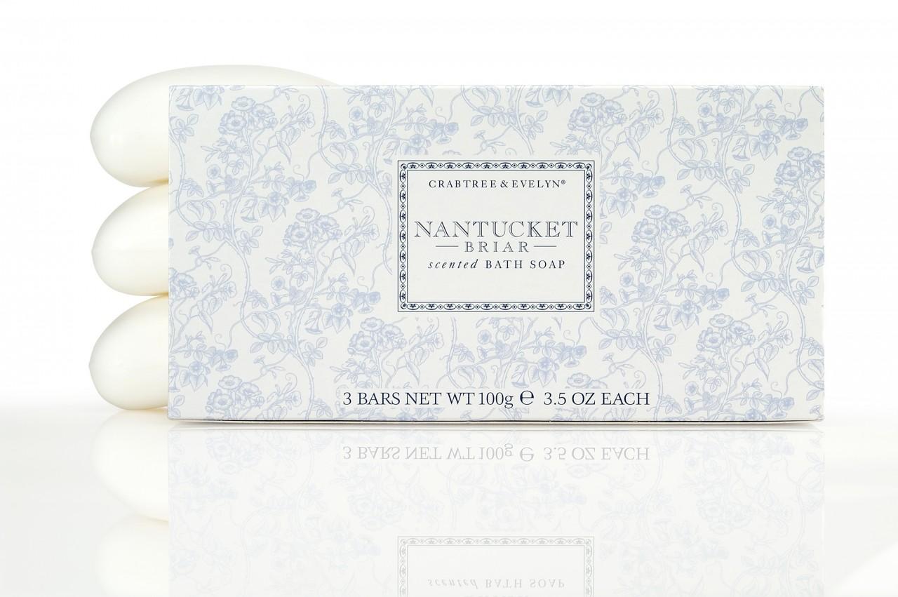 Nantucket Briar Box 3 Soaps-0