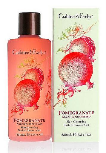Pomegranate Bath & Shower Gel-0