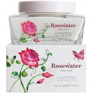 Rosewater Body Cream-0