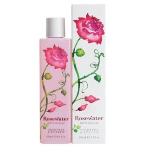 Rosewater Bath and Shower Gel-0