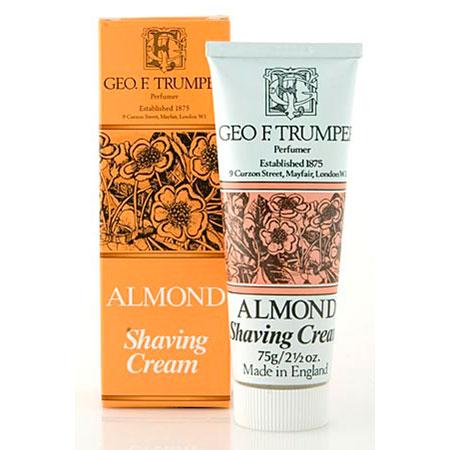 Almond Oil Soft Shaving Cream in tube-0