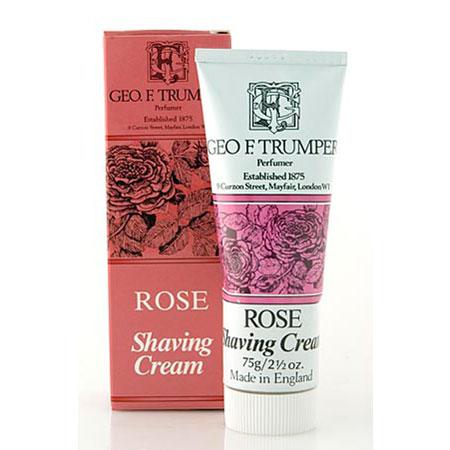 Rose Soft Shaving Cream in tube-0