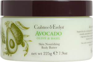 Avocado, Olive & Basil Body Butter-0