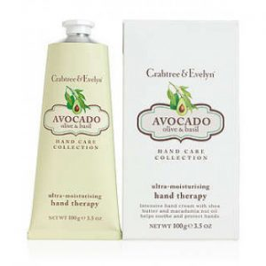 Avocado, Olive & Basil Hand Therapy 100-0