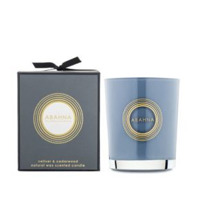 Vetiver & Cedarwood Scented Candle 180 gr-0