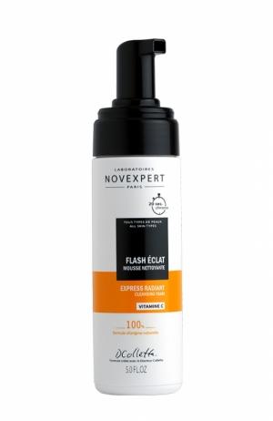Flash Eclat Mousse Nettoyante-0