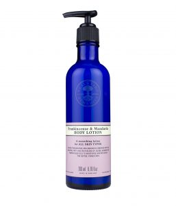 Frankincense and Mandarin Body Lotion-0