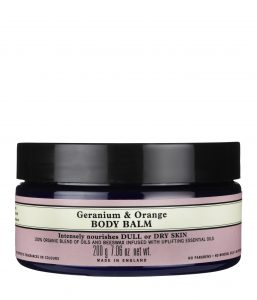 Geranium & Orange Body Balm-0