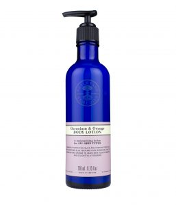 Geranium & Orange Body Lotion-0
